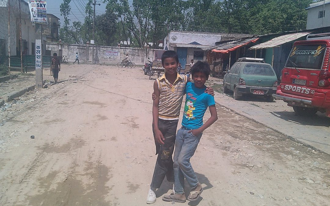 Reaching out to show street children a brighter future