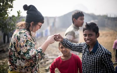 International Street Children Day 2016 with Our Sansar