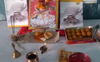 Saraswati Puja Festival and the importance of education